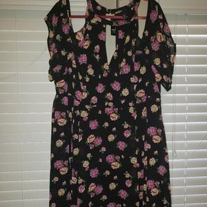 Torrid Floral Dress NWT